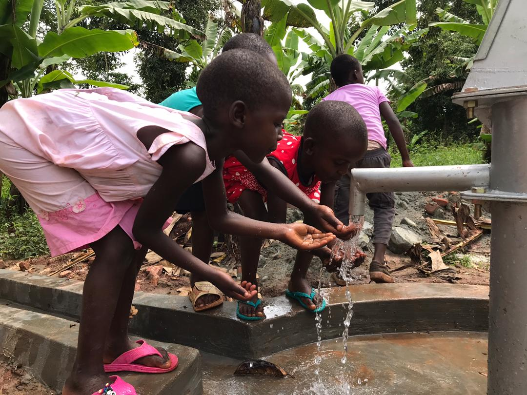 EATBETA is ramps up its clean water well campaign
